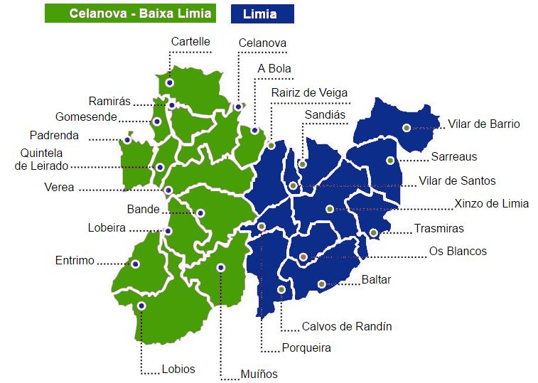 Geodestino Celanova-Limia