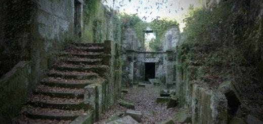 Interior de A Escusalla