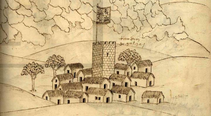 Parroquia de San Juan de Randín a principios del siglo XVI.