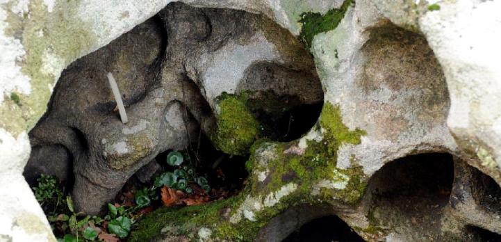Hueco en la Piedra de Arangaño