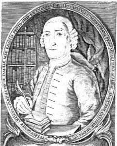 Retrato de Pedro Gómez de Bedoya