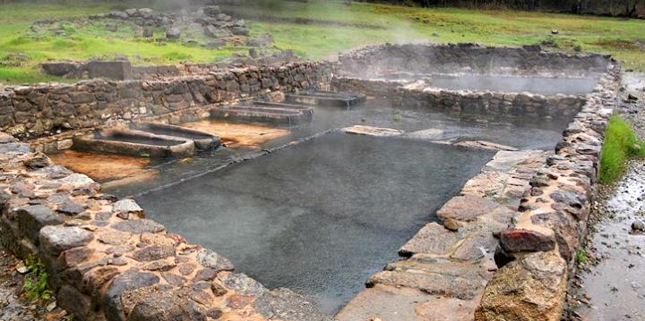 Termas romanas de Baños de Bande