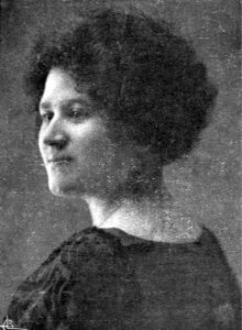 Olimpia Valencia en 1923/ Foto: Ksado