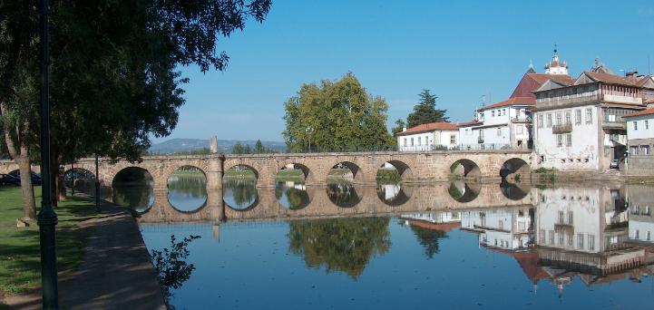 Puente Romano de Chaves, posible sede episcopal de Idacio/ Wikimedia Commons