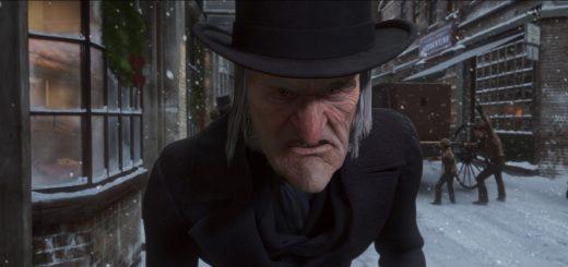 Scrooge, el avaro protagonista de Cuento de Navidad