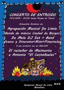 Concierto de Entroido/ Agrupación Musical da Limia