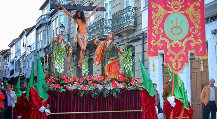 Procesión Santo Entierro 2015 Celanova/ Blog San Rosendo de Celanova