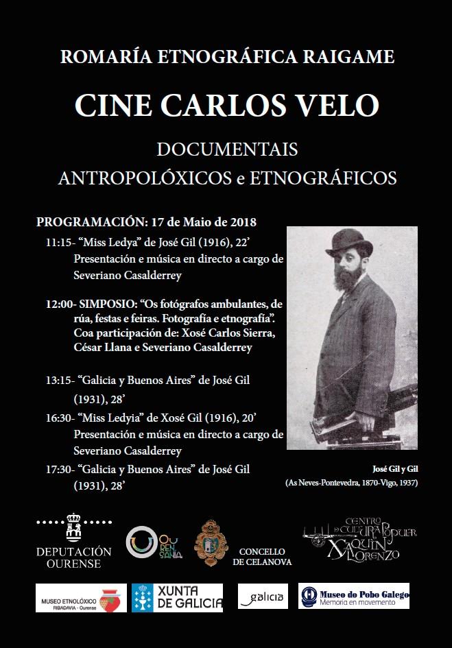 Cine Carlos Velo/ Raigame 2018