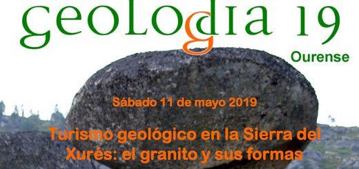 Geolodia 2019 Xurés portada