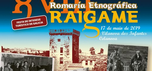 Detalle cartaz Raigame 2019