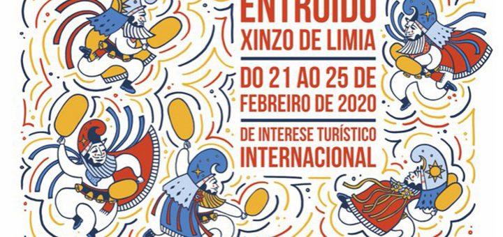 Entroido Xinzo 2020_portada